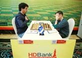 Échecs : clôture du tournoi international HDBank 2018