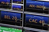La Bourse de Paris clôture en petite hausse, dominée par l'inflation