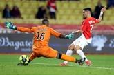 Ligue 1 : Monaco écarte Lille sans forcer