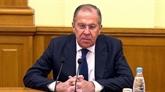 Le chef de la diplomatie russe apprécie hautement les relations avec le Vietnam