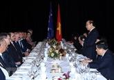 Le Vietnam sengage à faciliter les investissements australiens