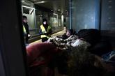 Froid : le gouvernement français annonce une mobilisation pour loger les sans-abris