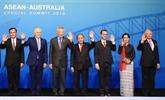 Nguyên Xuân Phuc au Sommet ASEAN - Australie