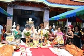 Thaïlande : cérémonie de prière pour les héros morts pour la Patrie du Vietnam