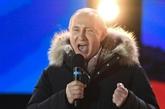 Plébiscité dans les urnes, Poutine confirmé au Kremlin