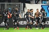 Lyon assomme Marseille et relance la course au podium