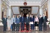 Hô Chi Minh-Ville souhaite renforcer la coopération avec lOIF