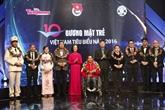 Cent trente cinq jeunes nominés pour le Prix des jeunes exemplaires 2017