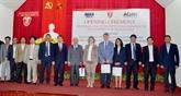 L'Université de Huê obtient le label qualité de l'ASEAN