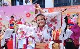 Le Japon dévoile ses charmes à Hanoï