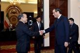Vietnam et Koweït tiennent leur troisième consultation politique