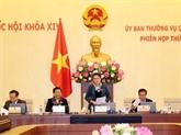 Clôture de la 22e réunion du Comité permanent de lAN