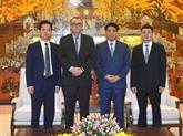 Hanoï encourage la coopération avec la capitale du Pérou