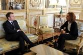 Macron présente sa vision d'une Francophonie