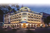 Buffet d'exception à l'hôtel Majestic Saigon