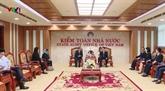 La Malaisie aide le Vietnam l'organisation réussie de la 14e Assemblée de l'ASOSAI