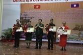 La littérature et les arts honorent la solidarité de combat Vietnam - Laos