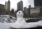 États-Unis : l'hiver fait de la résistance, le Nord-Est sous la neige
