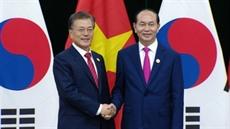 La République de Corée souhaite resserrer ses relations avec le Vietnam