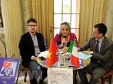 Les relations Vietnam - Italie sont en fort développement