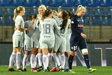 Ligue des champions dames : Montpellier chute devant Chelsea