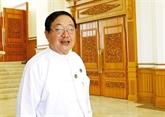 Myanmar : U T Khun Myat est élu président de la Chambre des représentants