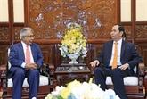 Le président vietnamien reçoit l'ambassadeur sortant d'Arabie saoudite