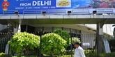 Premier vol New Delhi - Tel Aviv après le survol de l'Arabie saoudite