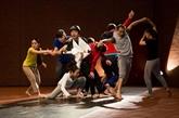 La circulation vietnamienne inspire un spectacle de danse japonais