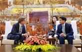 Hanoï intensifie la coopération avec la Suède dans le transport public