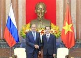 Vietnam - Russie : promotion de la coopération multiforme