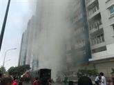Incendie à Hô Chi Minh-Ville : 13 morts et 14 blessés