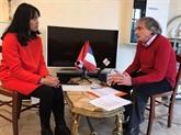 L'amitié traditionnelle contribue à renforcer les relations Vietnam - France