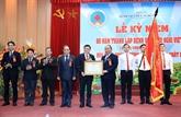 Le Premier ministre honore des médecins et des jeunes figures exemplaires