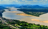 Le Mékong, fleuve de coopération et de développement