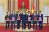 Le président vietnamien Trân Dai Quang nomme de nouveaux ambassadeurs