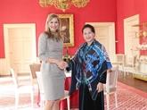 Poursuite des activités de la présidente de l'AN Nguyên Thi Kim Ngân aux Pays-Bas