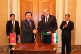 Vietnam - Hongrie : coopération entre leurs Cours suprêmes