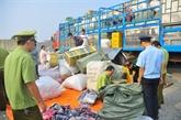 Collaborer pour lutter contre la contrefaçon et la contrebande