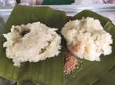 Le bánh khúc, un plat vietnamien populaire