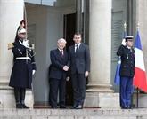La presse française qualifie de positive la visite officielle du secrétaire général Nguyên Phu Trong