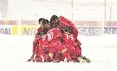 Coupe d'Asie des nations U23 : le Onze national crée l'exploit