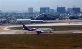Agrandissement de l'aéroport de Tân Son Nhât selon un projet français