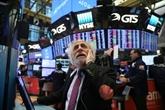 Wall Street termine en ordre dispersé à l'issue d'une semaine tendue