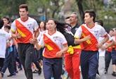 Course olympique pour la santé 2018