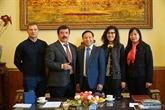 Vietnam et Russie discutent dopportunités dans léducation