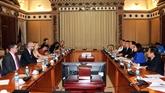 Vietnam - États-Unis : renforcement de la coopération entre les organes législatifs