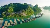Environ 618.000 dollars pour la protection de l'environnement de la baie de Ha Long - Cat Bà