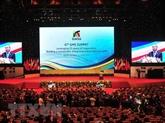 Séance plénière du 6e Sommet de la sous-région du Grand Mékong