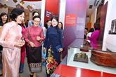 Des épouses de dirigeants de GMS à la découverte de la vie des femmes vietnamiennes